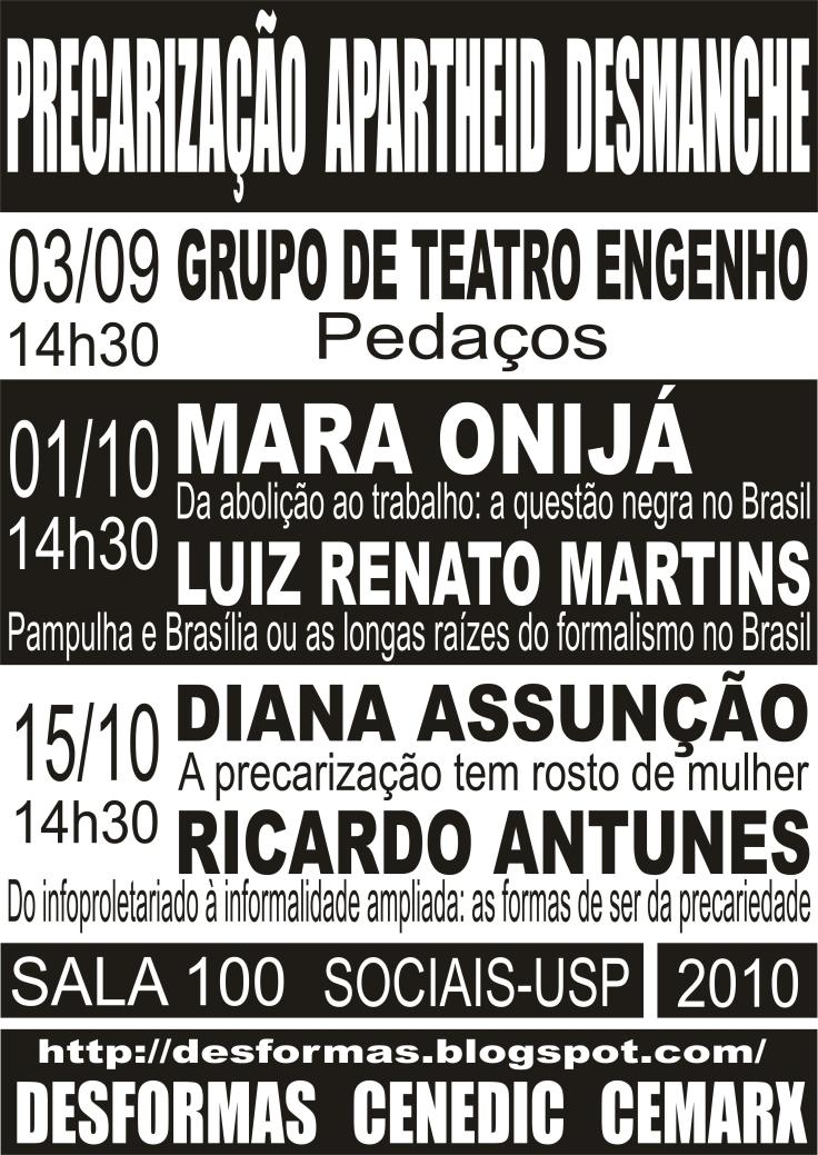 2010_desformas_precarização